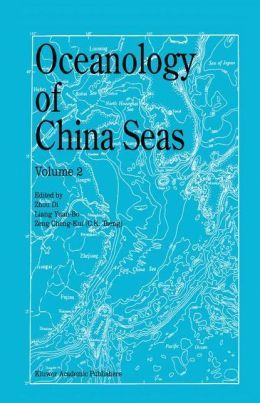 Oceanology of China Seas: Volume 2