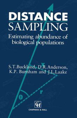 Distance Sampling: Estimating abundance of biological populations