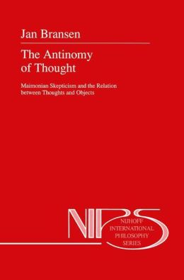 The Antinomy of Thought: Maimonian Skepticism and the Relation between Thoughts and Objects