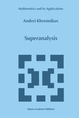 Superanalysis