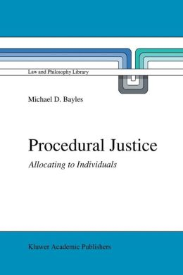 Procedural Justice: Allocating to Individuals