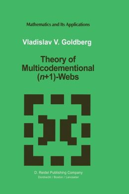 Theory of Multicodimensional (n+1)-Webs