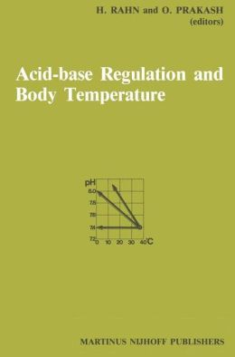 Acid-Base Regulation and Body Temperature