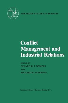 Conflict Management and Industrial Relations