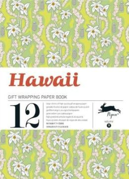 Hawai: Gift Wrapping Paper Book Vol.9