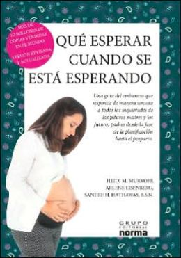 Qué esperar cuando se está esperando (What to Expect When You're Expecting)