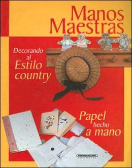 Decorando al Estilo Country: Papel Hecho A Mano