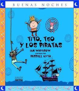 Tito, Teo y los Piratas