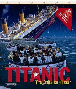 Titanic, Tragedia en el mar