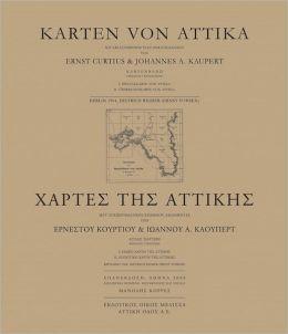 Chartes tes Attikes: Ernestou Kourtiou kai Ioannou A. Kaoupert