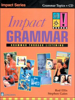 Book and Audio CD, Impact Grammar