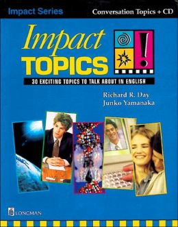 Impact Topics! 30 Exciting Topics to Talk About in English