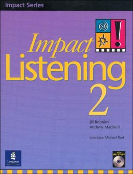 Impact Listening 2 w/self-Study Audio CD