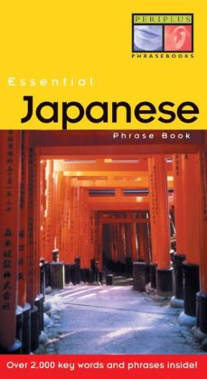Essential Japanese Phrase Book