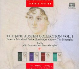 Jane Austen Collection: Emma/Mansfield Park/Northanger Abbey/The Biography