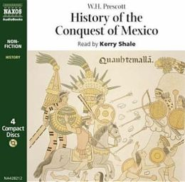 Conquest of Mexico; Audio CD