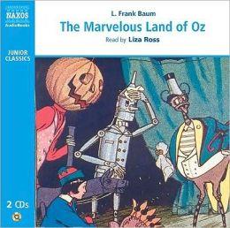 The Marvelous Land of Oz (Oz Series #2)