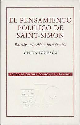 El pensamiento politico de Saint-Simon