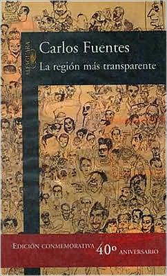 La región más transparente (Where the Air Is Clear)