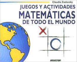 Juegos y actividades matematicas de todo el mundo