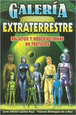 Galeria Extraterrestre = Extraterrestial Gallery