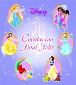 Disney princesa cuentos con final feliz/ Disney Princess Happily Ever After Stories