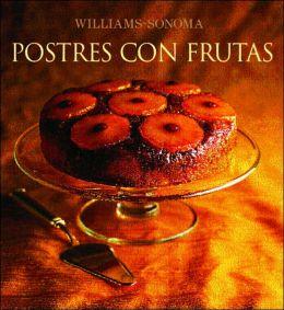Postres con frutas (Fruit Dessert)