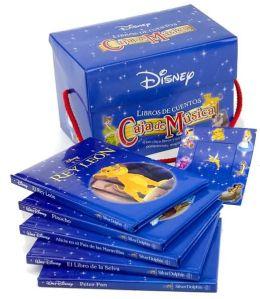 Disney Libros de Cuentos: Caja de Musica: Disney Storybook: Music Box, Spanish-Lanaguage Edition