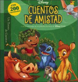 Disney Tesoro de cuentos: Cuentos de Amistad