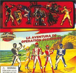 Power Rangers, la aventura de la operacion Overdrive