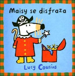 Maisy Se Disfraza