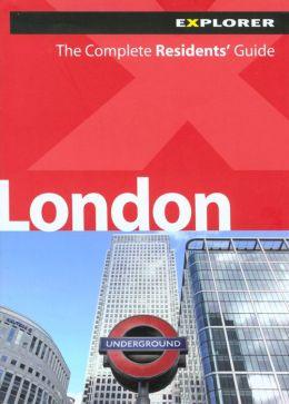 Explorer Residents Guide: London