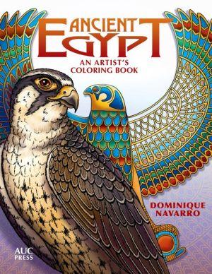 Hidden Egypt: An Artist's Coloring Book: Explore, Color, & Reveal