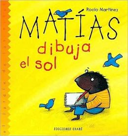 Matias Dibuja El Sol/Matthew Draws the Sun