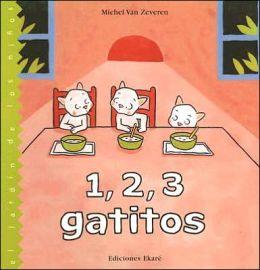 1, 2, 3 Gatitos