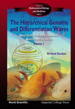 Hierarchical Genome and Differentiation Waves: Novel Unification of Development, Genetics and Evolution