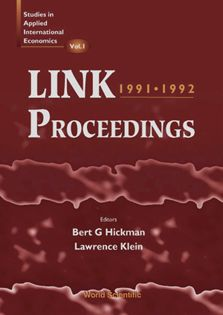 Link Proceedings 1991, 1992: Selected Papers from Meetings in Moscow, 1991 and Ankara, 1992
