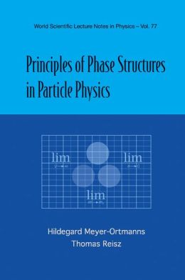 Principles of Phase Structures in Particle Physics