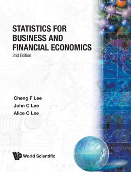 Statistics for Business and Financial Economics (2nd Edition)