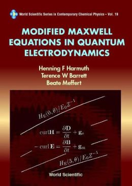 Modified Maxwell Equations in Quantum Electrodynamics