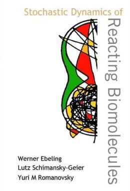 Stochastic Dynamics of Reacting Biomolecules