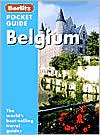 Berlitz Pocket Guide Belgium