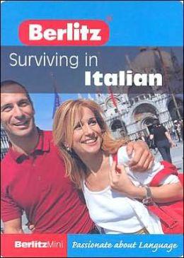 Berlitz Mini Guide to Surviving in Italian