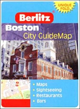 Berlitz City GuideMap(Berlitz City GuideMap Series): Boston