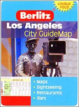 Berlitz City GuideMap(Berlitz City GuideMap Series): Los Angeles