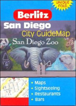 Berlitz City GuideMap: San Diego