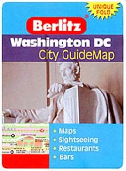Berlitz City GuideMap(Berlitz City GuideMap Series): Washington, DC