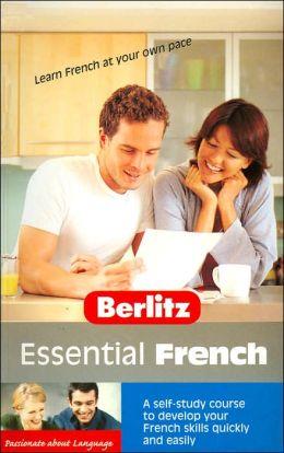 Essential French (Berlitz Essentials Series)