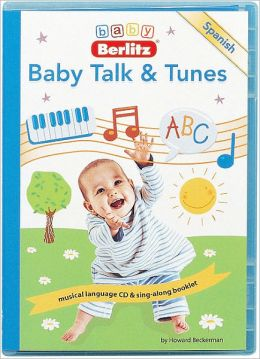 Baby Berlitz Baby Talk Spanish CD ( Baby Berlitz Baby Talk Series)