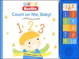 Baby Berlitz Count on Me, Baby! Talking Board Book